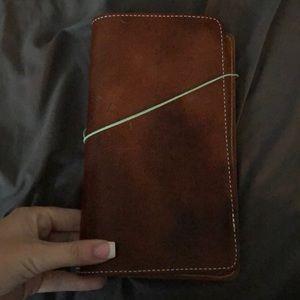 Foxy fix travelers notebook